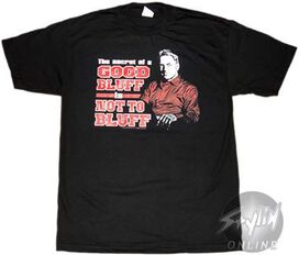 NCIS Gibbs Bluff T-Shirt