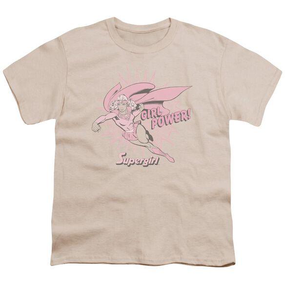 Dc Girl Power Short Sleeve Youth T-Shirt