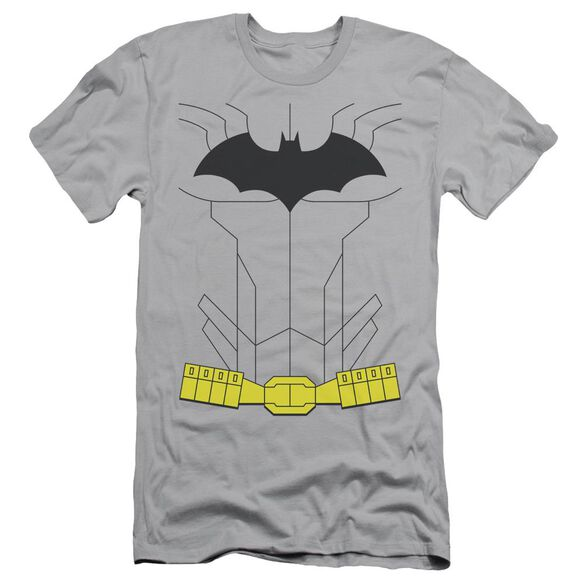 Batman New Batman Uniform Short Sleeve Adult T-Shirt