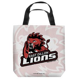 Friday Night Lights East Dillion Lions Tote