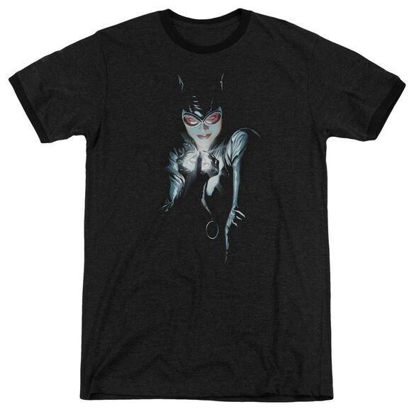 Batman Batman #685 Cover - Adult Heather Ringer - Black
