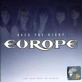 Europe - Rock The Night: Very Best Of Europe