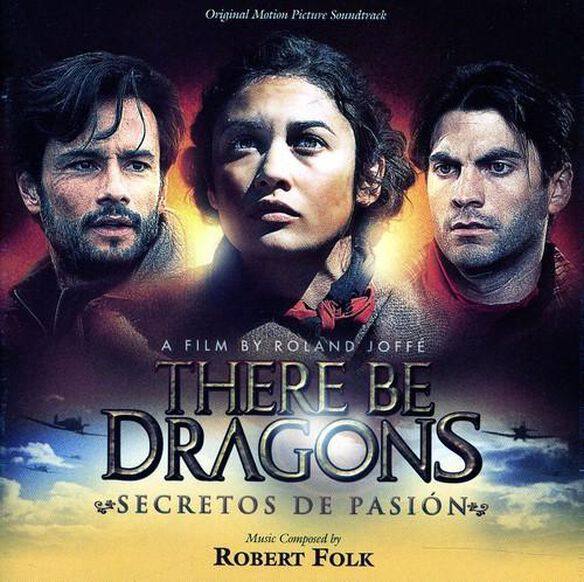 There Be Dragons: Secretos De Pasion (Score) / Ost