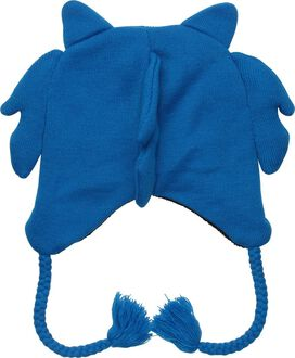 Sonic the Hedgehog Face Lapland Beanie