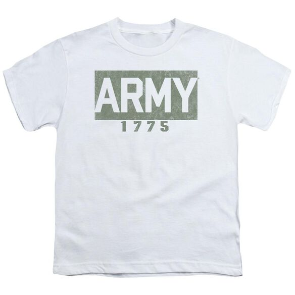 Army Block Short Sleeve Youth T-Shirt