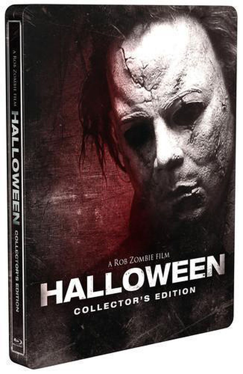 rob zombie's halloween [collector's edition blu-ray steelbook] - new