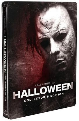 Rob Zombie's Halloween [Collector's Edition Blu-ray Steelbook]