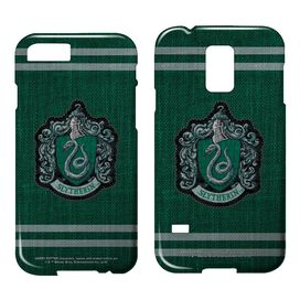 Harry Potter Slytherin Stitch Crest Smartphone Case Barely There (Iphone 6s Plus)
