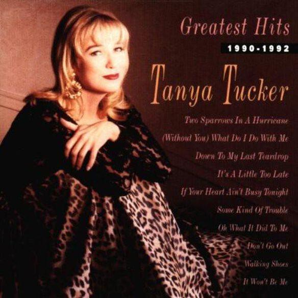 Tanya Tucker - Greatest Hits 1990-1992
