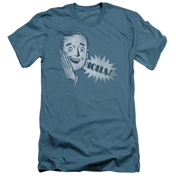 Holla Short Sleeve Adult T-Shirt