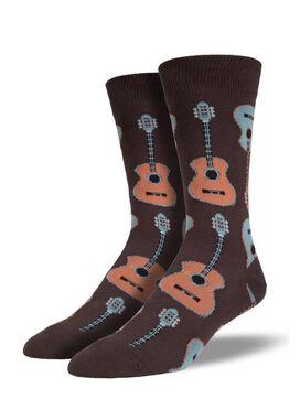 Guitars Men's Socks [1 Pair]