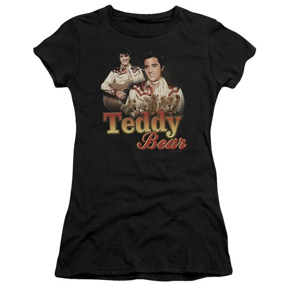Elvis Teddy Bear Premium Bella Junior Sheer Jersey