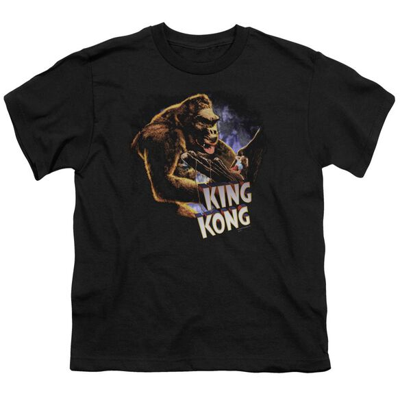 King Kong Kong And Ann Short Sleeve Youth T-Shirt