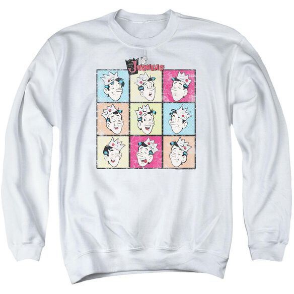 Archie Comics Jug Heads Adult Crewneck Sweatshirt