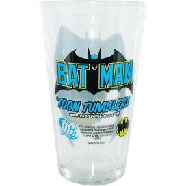 Batman Logo Pint Glass