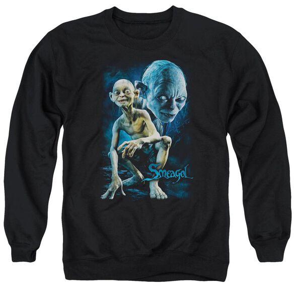 Lor Smeagol Adult Crewneck Sweatshirt