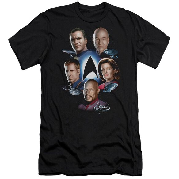 Star Trek Starfleets Finest-premuim Canvas Adult Slim