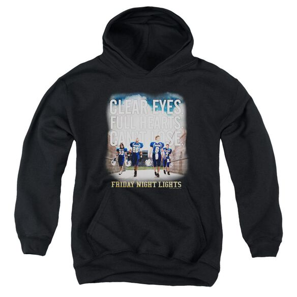 Friday Night Lights Motivated Youth Pull Over Hoodie