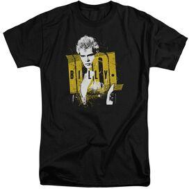 Billy Idol Brash Short Sleeve Adult Tall T-Shirt