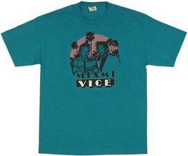Miami Vice Duo T-Shirt