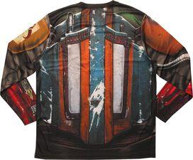 Star Wars Boba Fett Costume Long Sleeve T-Shirt