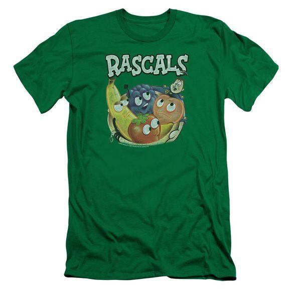Dubble Bubble Rascals Short Sleeve Adult Kelly T-Shirt