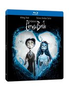 Corpse Bride [Exclusive Blu-ray Steelbook]