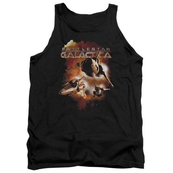 Battlestar Galactica (New) Vipers Stretch Adult Tank