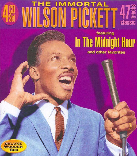 Immortal Wilson Pickett (