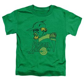 Dc Close Up Short Sleeve Toddler Tee Kelly Green T-Shirt