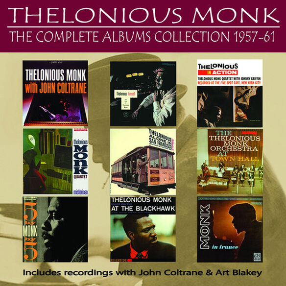 Thelonious Monk - Complete Albums Collection: 1957-1961