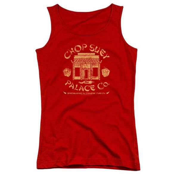 A Christmas Story Chop Suey Palace Co Juniors Tank Top