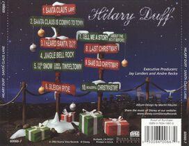 Hilary Duff - Santa Claus Lane