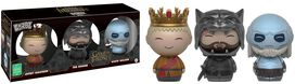 Funko Dorbz Game of Thrones SDCC 2016 Exclusive 3 Pack