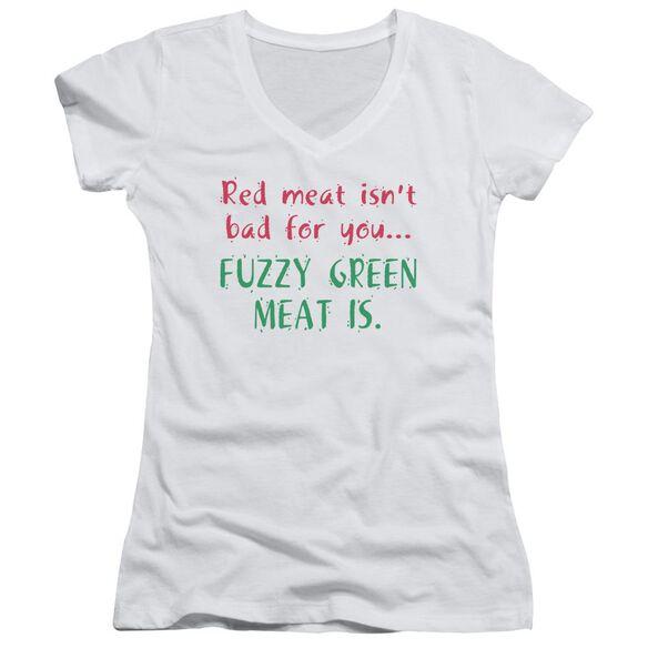 Red Meat Junior V Neck T-Shirt