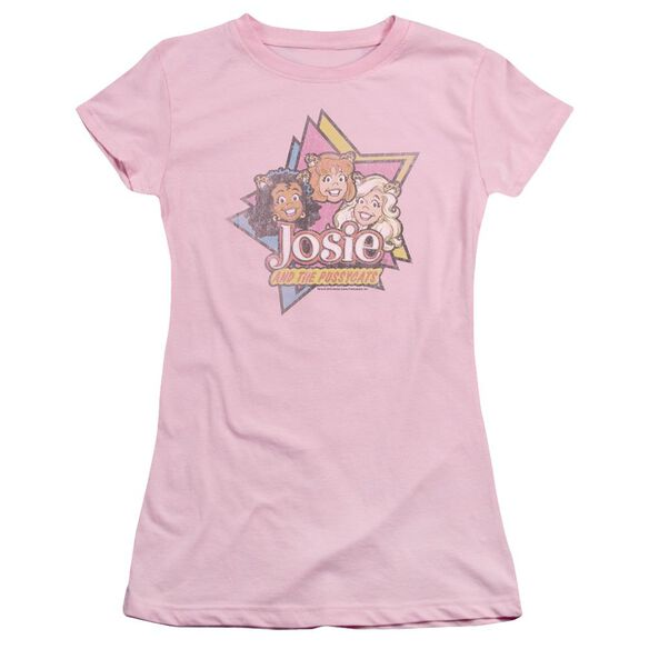 Archie Comics Stars Short Sleeve Junior Sheer T-Shirt