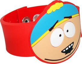 South Park Cartman Rubber Wristband