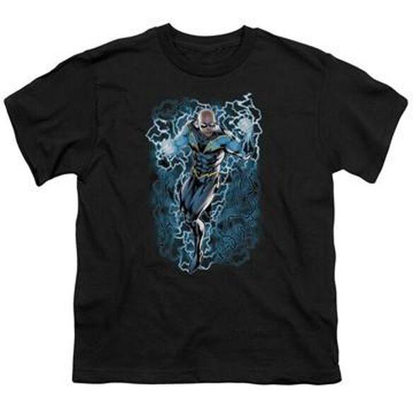 Black Lightning Youth T-Shirt