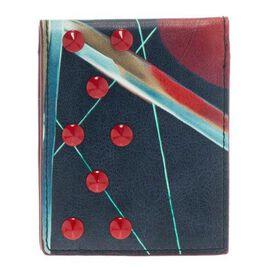 Deadpool Studded Bifold Wallet