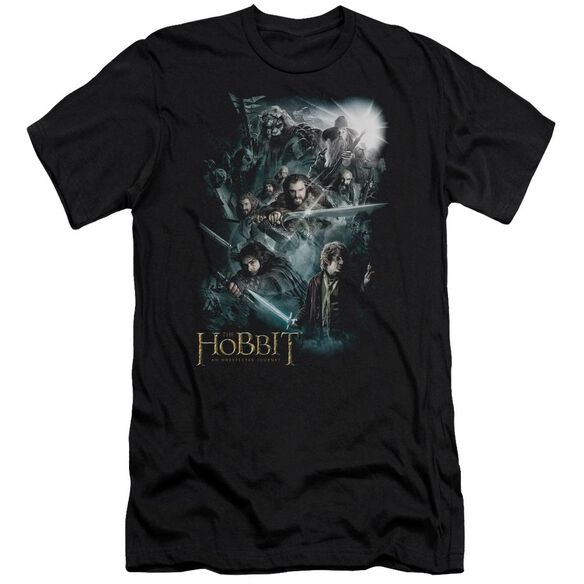 The Hobbit Epic Adventure Short Sleeve Adult T-Shirt