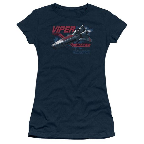 Bsg Viper Mark Ii Short Sleeve Junior Sheer T-Shirt