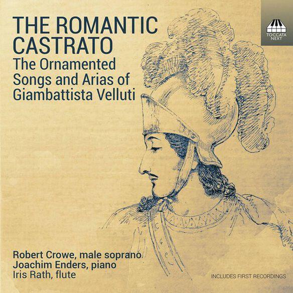 Various Artists - Romantic Castrato
