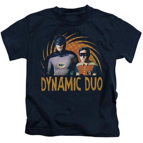 Batman Classic Tv Dynamic Short Sleeve Juvenile T-Shirt
