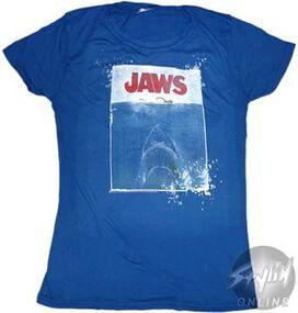 Jaws Scene Baby Tee