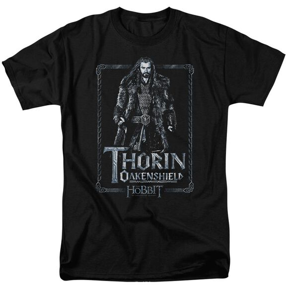 The Hobbit Thorin Stare Short Sleeve Adult T-Shirt