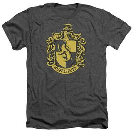 Harry Potter Hufflepuff Crest Adult Heather
