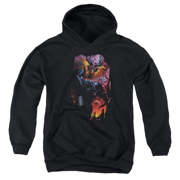 Batman Batman & Robin #1 Youth Pull Over Hoodie