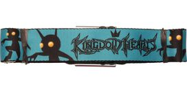 Kingdom Hearts Shadow Poses Seatbelt Belt