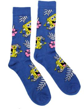 SpongeBob SquarePants Socks [1 pair]