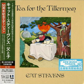 Cat Stevens - Tea For The Tillerman (50th Anniversary Edition) (SHM-CD)